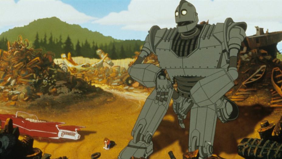The Iron Giant - H - 1999