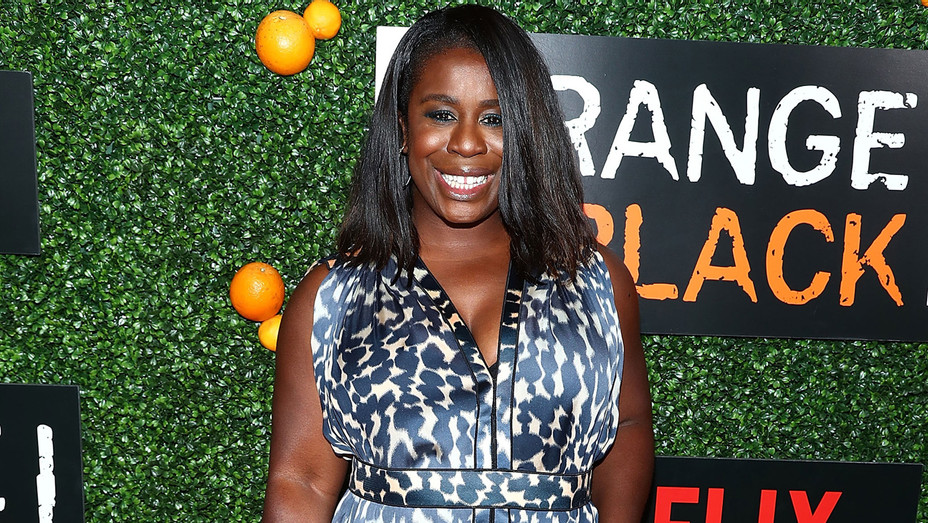Uzo Aduba - Getty - H 2017