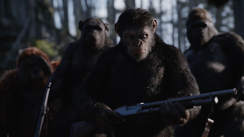 War for the Planet of the Apes Still 3 - Publicity - H 2017