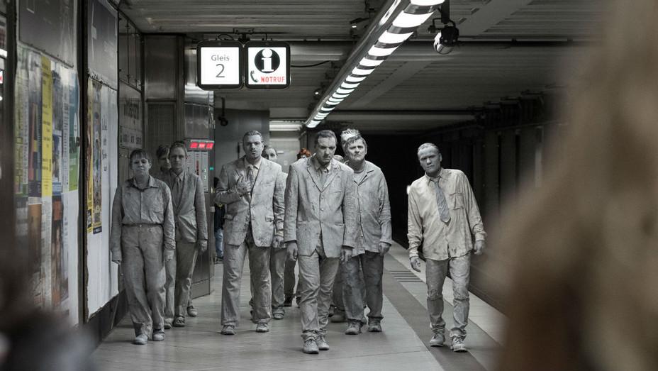 Zombie Protest G20