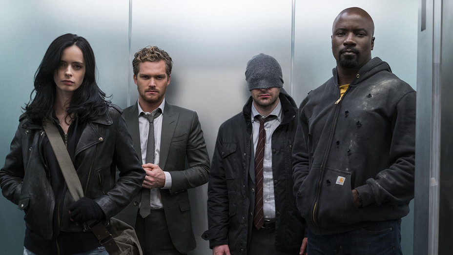 Marvel's Defenders - Still 1 - Publicity -H 2017