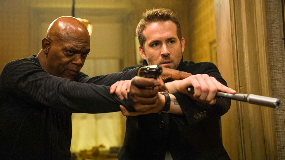The Hitman's Bodyguard Still 2 - Publicity - H 2017