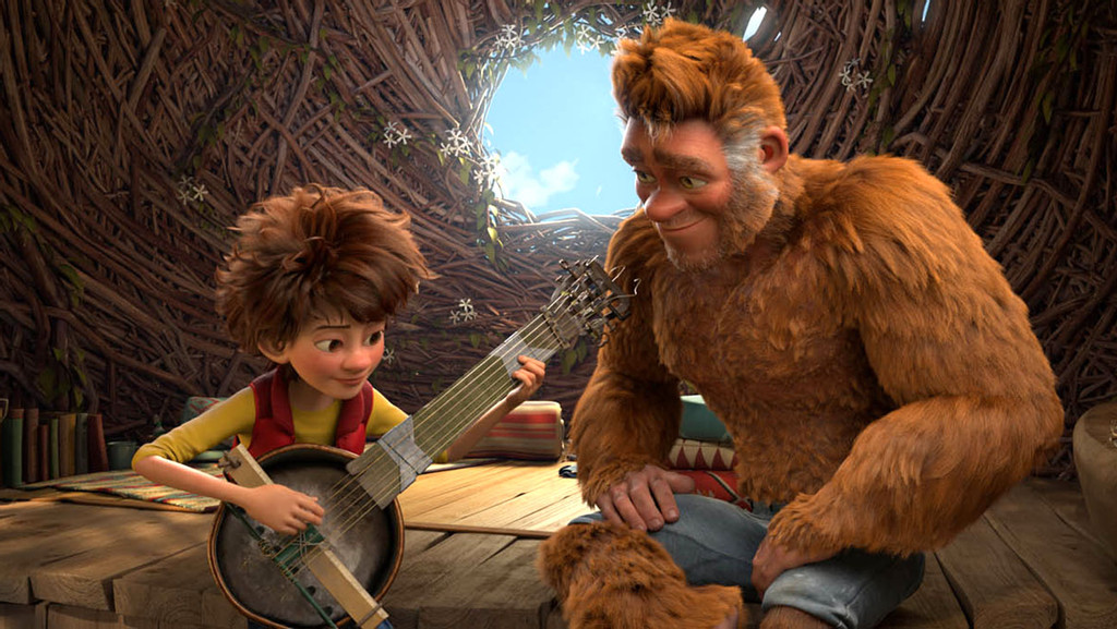 The Son of Bigfoot' review | Hollywood Reporter
