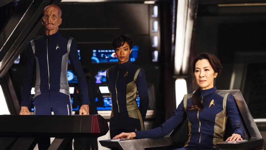 'Star Trek: Discovery' Michelle Yeoh - Still - H 2017