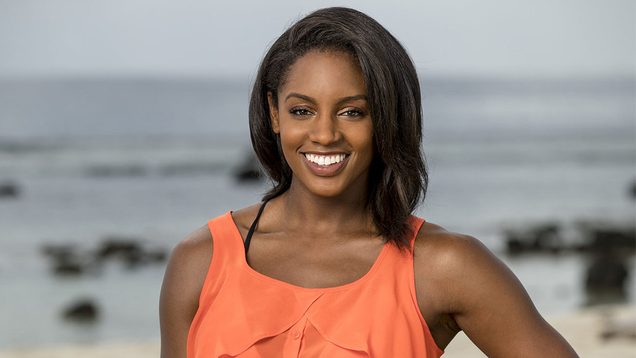 Survivor 35 Desiree Williams - Publicity - H 2017