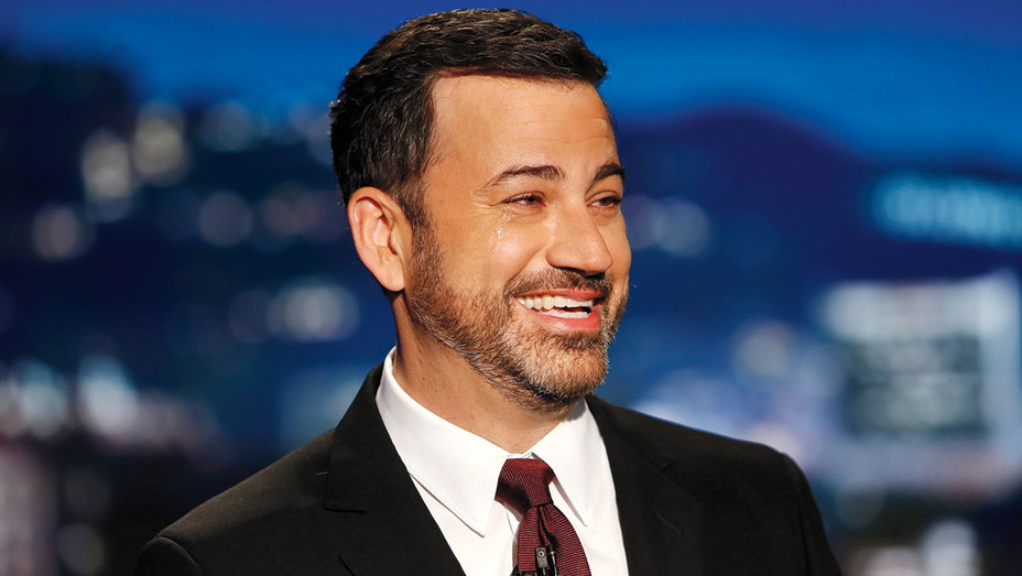 JIMMY KIMMEL LIVE -son's crisis inspired him - Publicity-H 2017