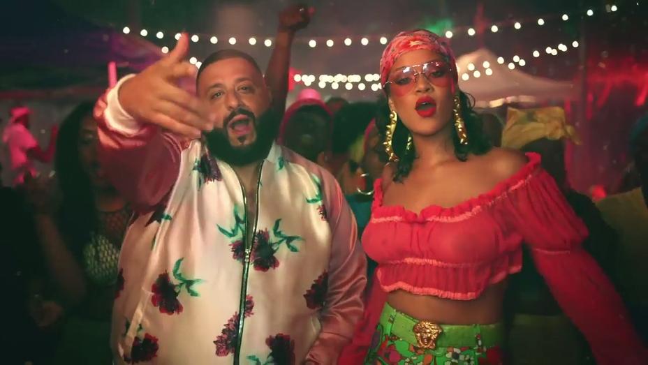 DJ Khaled - Rihanna - Wild Thoughts Music Video Still - H 2017