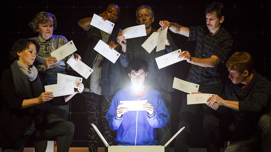 The Curious INcident of the Dog in the Night-Time Production Still - Publicity - H 2017
