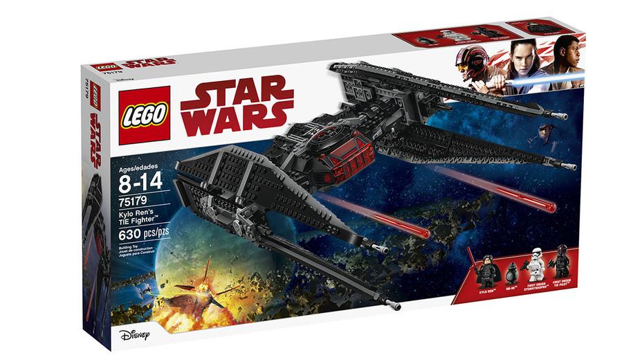 Star Wars Legos Box Set - Publicity - H 2017