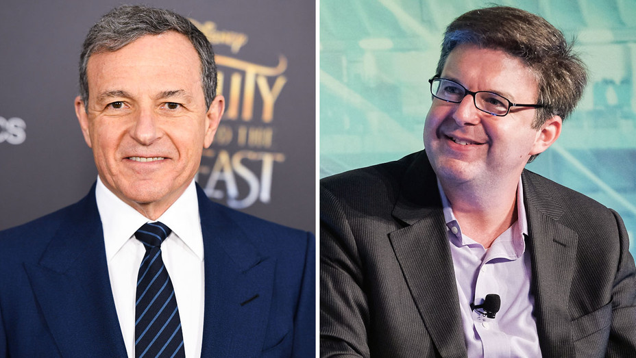 Bob Iger and Rich Greenfield - Split - Getty - H 2017