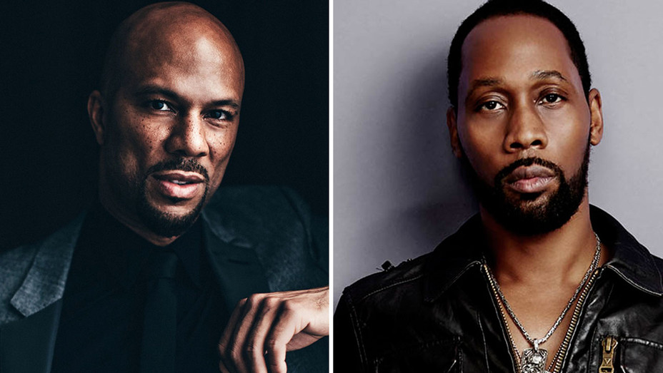 Common and RZA - Split-Publicity-H 2017
