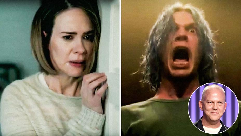 AHS Season 7 and Ryan Murphy - Inset - Getty - H 2017