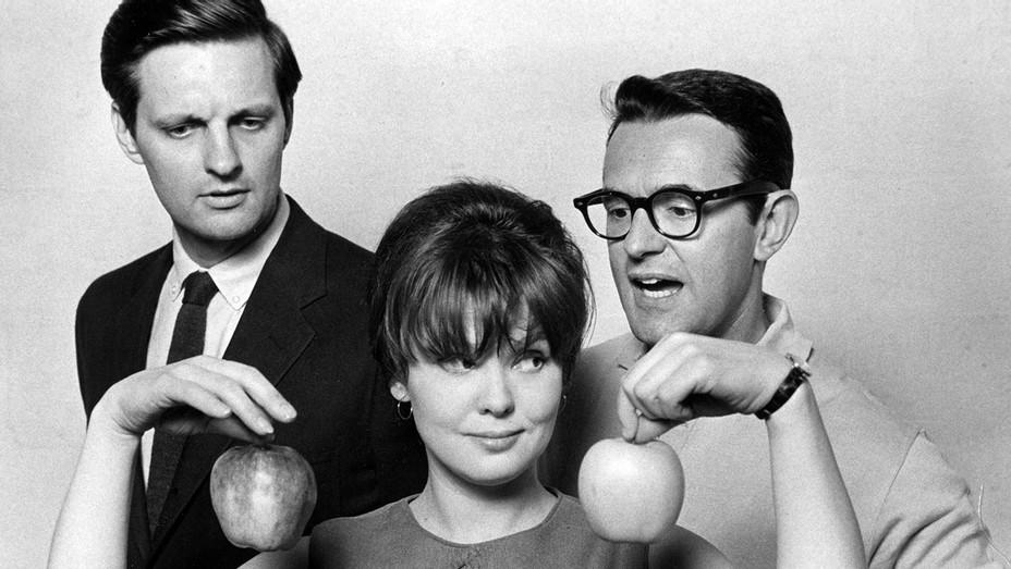 The Apple Tree (1966 - 1967 Broadway) - Alan Alda, Barbara Harris, Larry Blyden - Photofest-H 2017