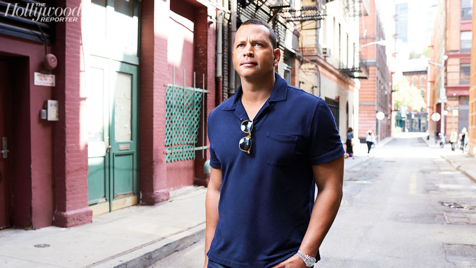 THR - Alex Rodriguez - Photographed by Martin Schoeller -SPLASH 2017
