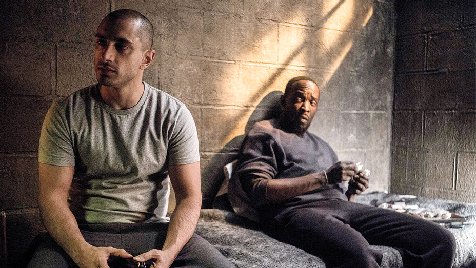 The Night Of Still Riz Ahmed and Michael Kenneth Williams - Publicity - H 2017