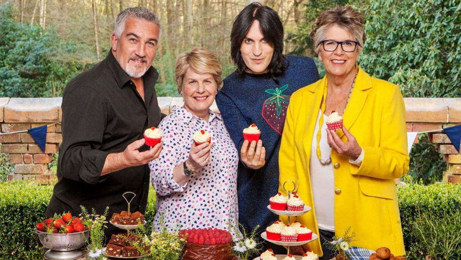 Great British Bake Off - H - 2017