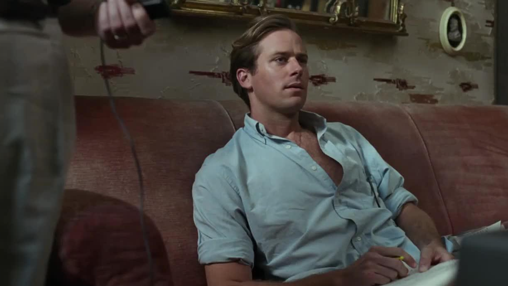 Armie Hammer almost turned down role in gay drama for too