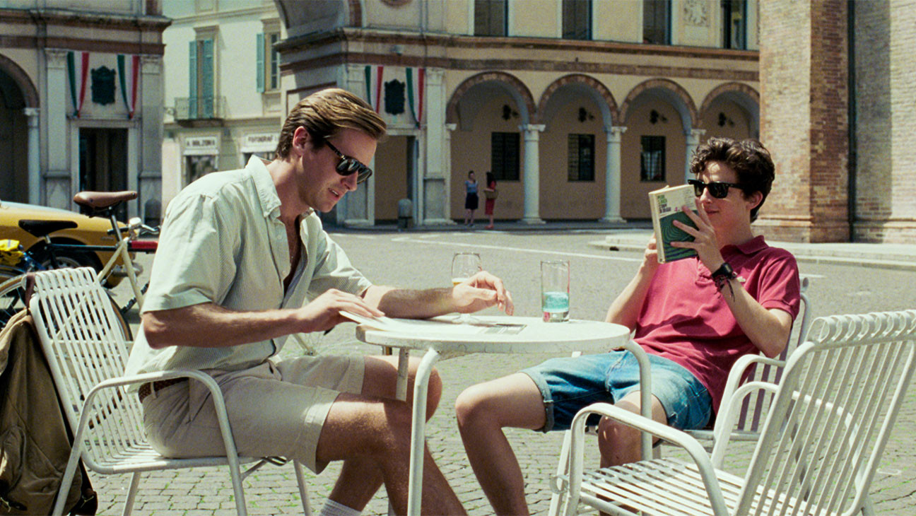 Call Me By Your Name 10 Things To Know About Best Picture Nominee Oscars 2018 Hollywood Reporter