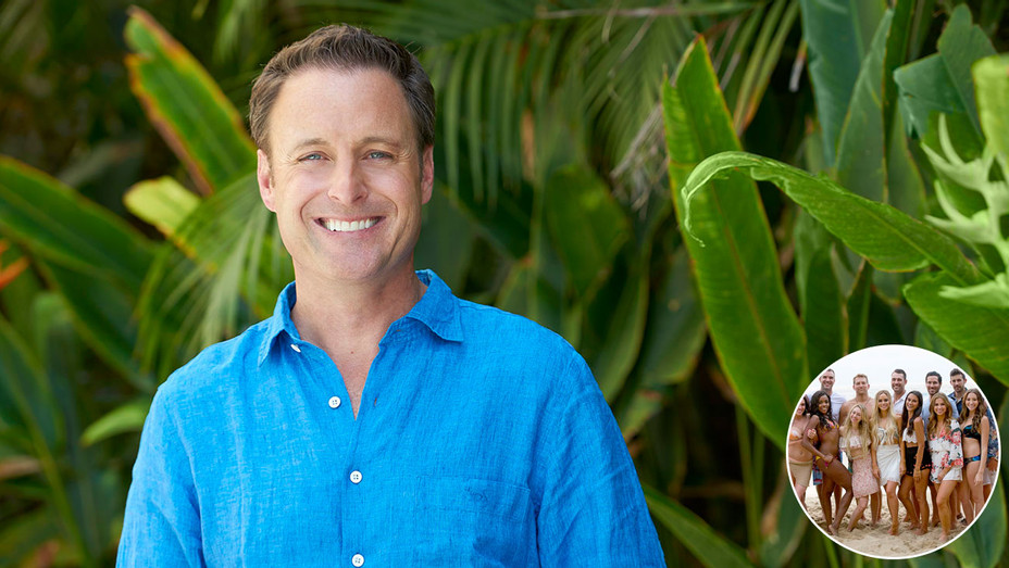 Chris Harrison and Bachelor in Paradise Cast - Inset - Publicity - H 2017