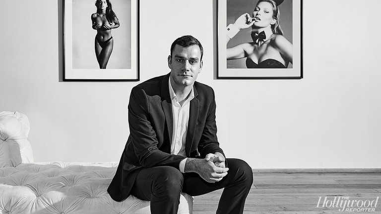 """The Next Hef: Hugh's 25-Year-Old Son Reveals Plan to Remake Playboy """"For My Generation"""""""