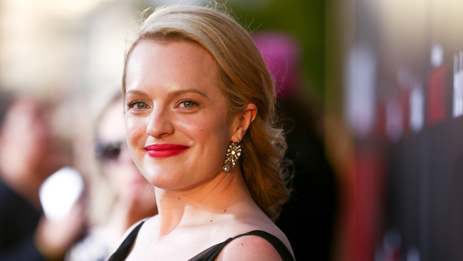 Elisabeth Moss - Getty - H