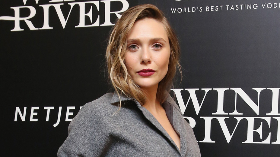 Elizabeth Olsen Wind River Premiere - Getty - H 2017