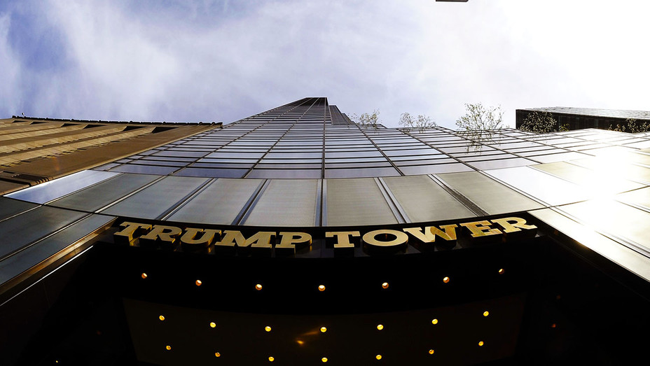 Trump Tower on 5th Avenue in New York  - Getty-H 2017