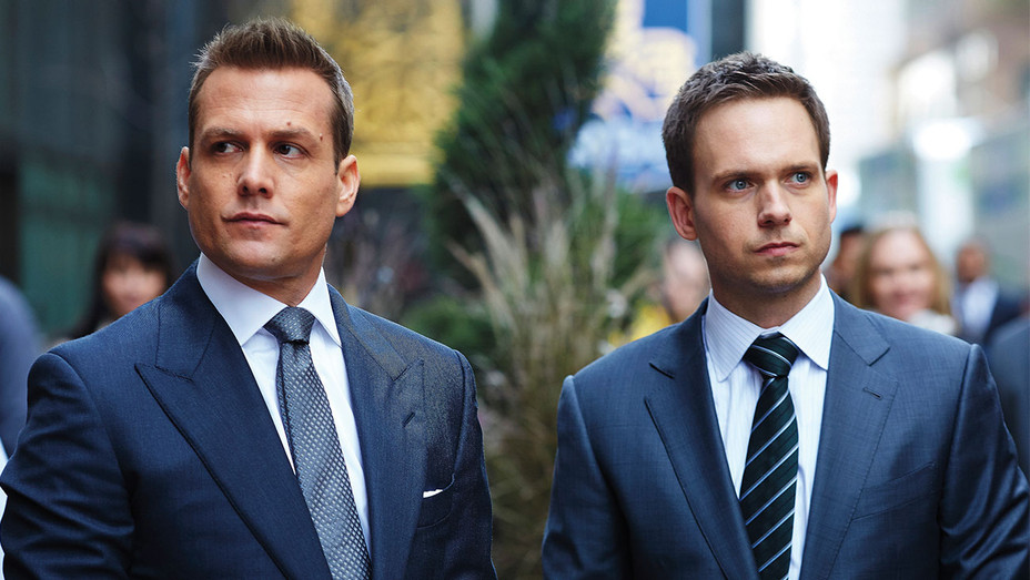 Suits Still Episode 414 - One Time Use Only - Getty - H 2017
