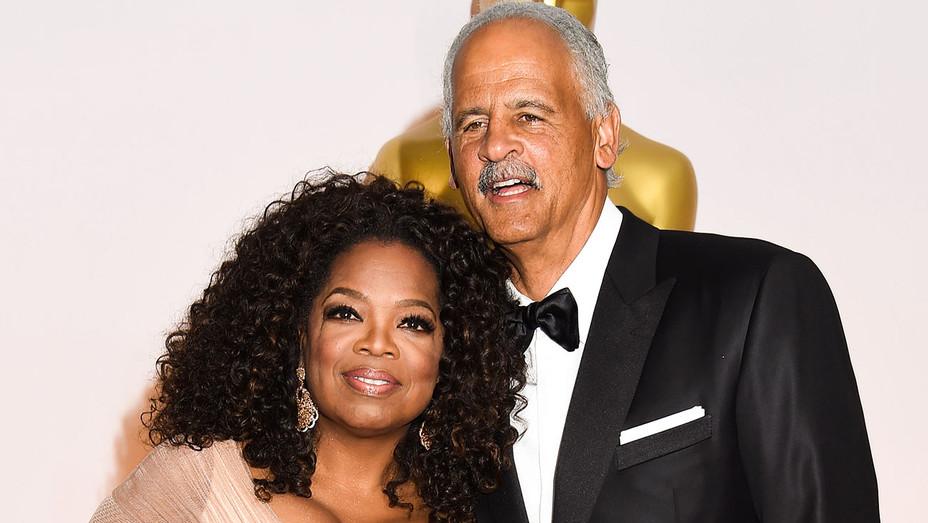 Oprah Winfrey and Stedman Graham - 2015 87th Annual Academy Awards - Getty - H 2017