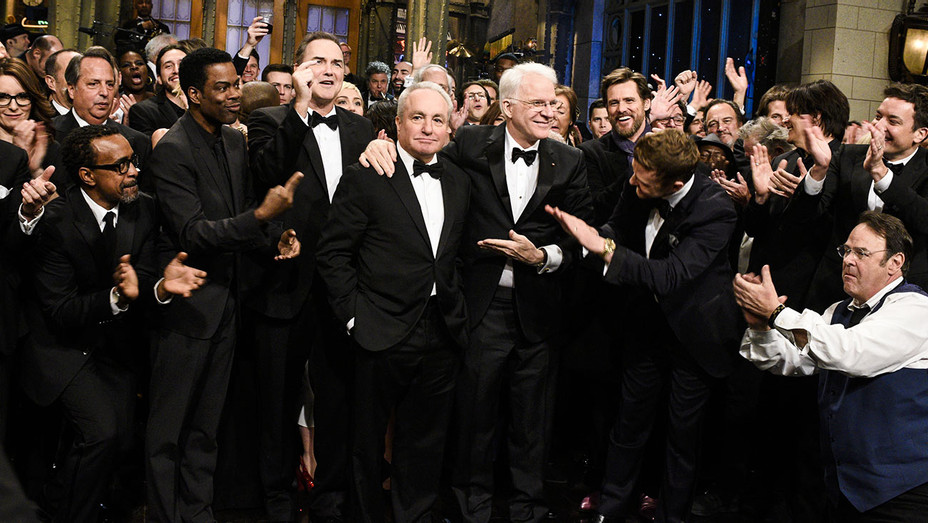 Lorne Michaels - SNL 40th Anniversary - One Time Use Only - Getty - H 2017