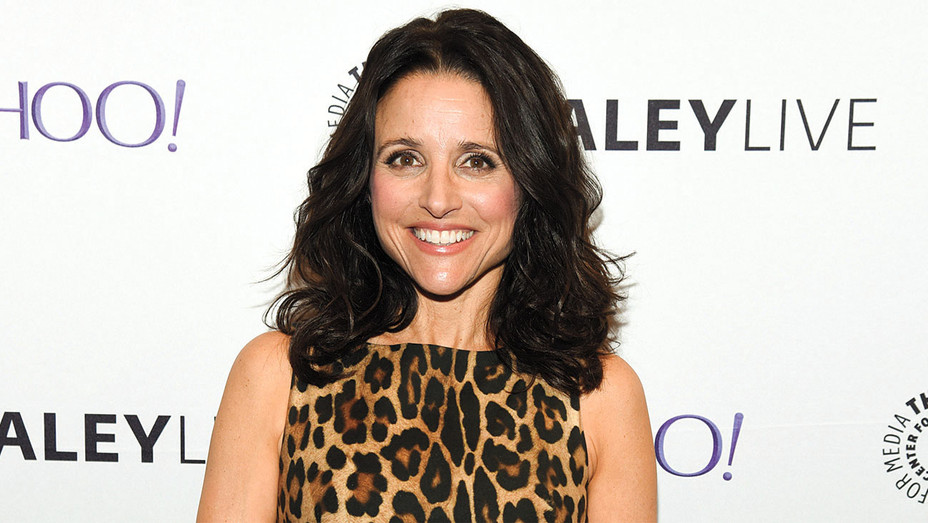Julia Louis-Dreyfus -The Paley Center for Media evening with the cast of VEEP - Getty- H 2017