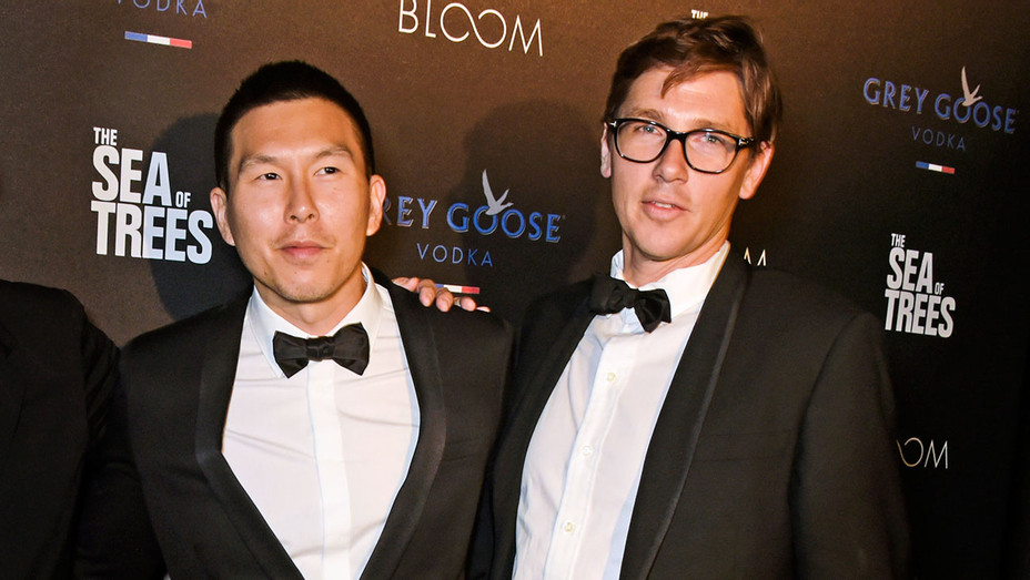 Ken Kao and Alex Walton - 2015 Cannes The Sea of Trees Party - Getty - H 2017