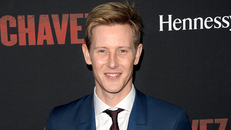 Gabriel Mann - Premiere of Cesar Chavez 2014 -Getty-H 2017
