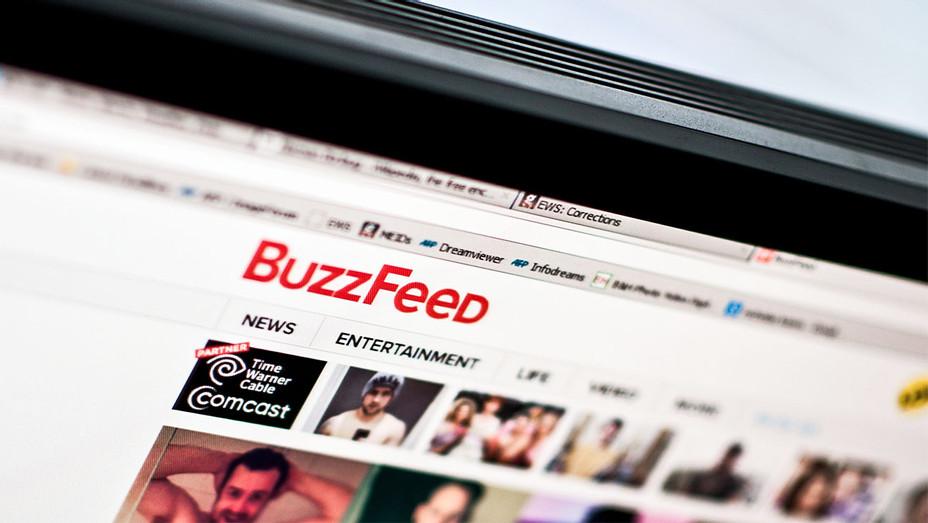 Buzzfeed Website - Getty - H 2017