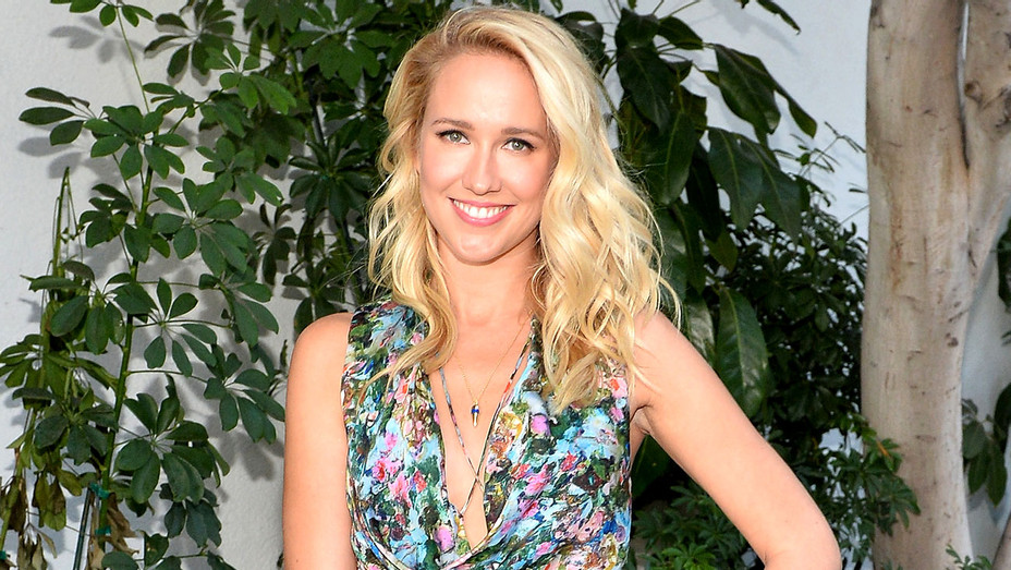 Anna Camp at the CFDA -Vogue Fashion Fund Show -Getty-H 2017