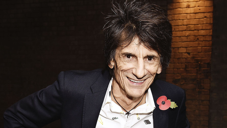 Ronnie Wood - The Rolling Stones Exhibitionism opening 2 -Getty-H 2017