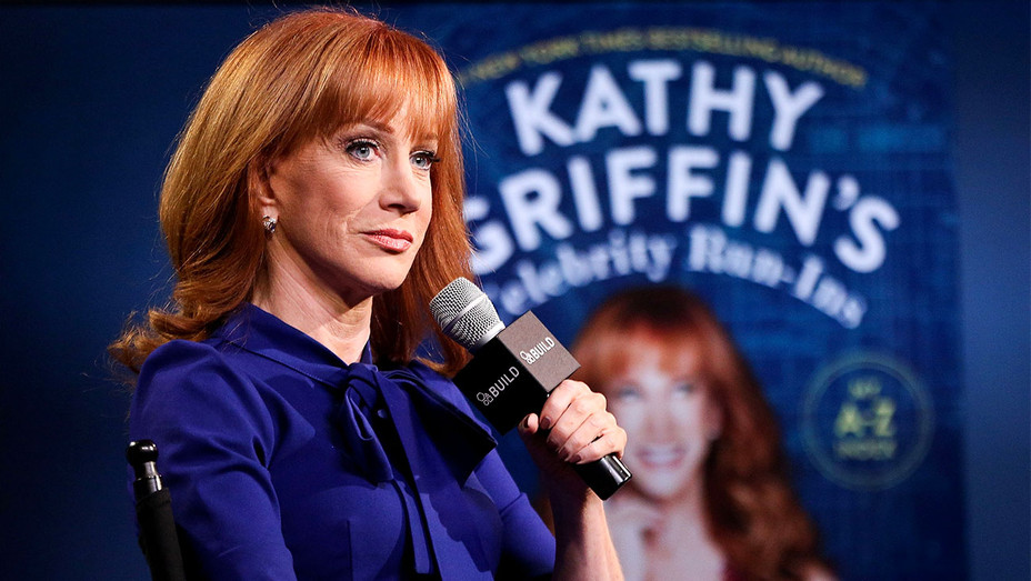 Kathy Griffin - 2016 Build Series - Getty - H 2017