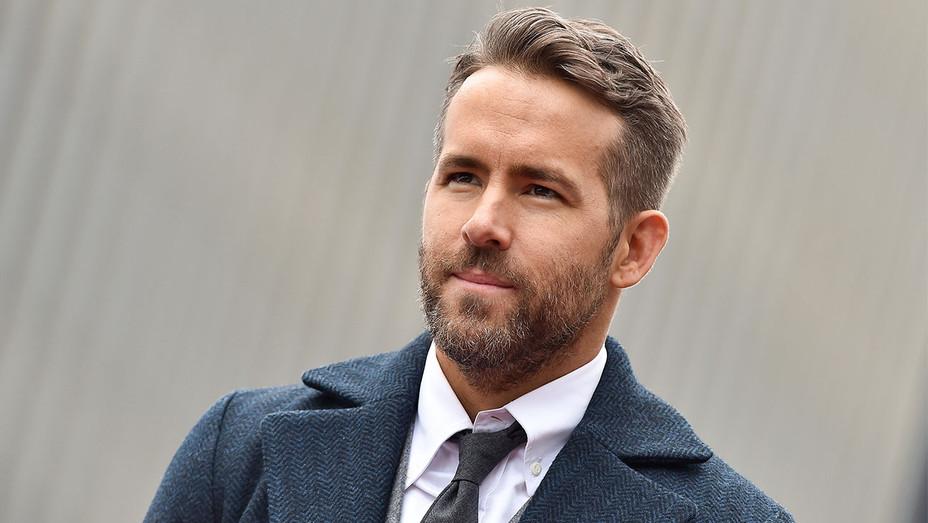 Ryan Reynolds - Walk of Fame Honoring Ceremony - Getty - H 2017