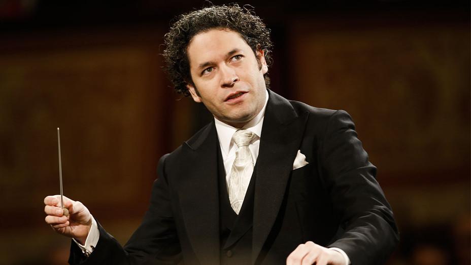 Gustavo Dudamel - New Year's Concert Austria - Getty - H 2017