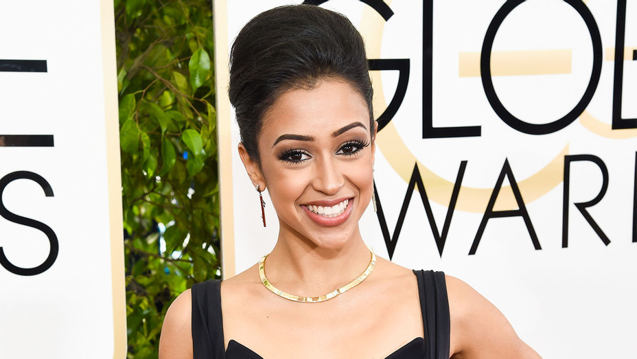 Liza Koshy - 74th Annual Golden Globes - Getty - H 2017