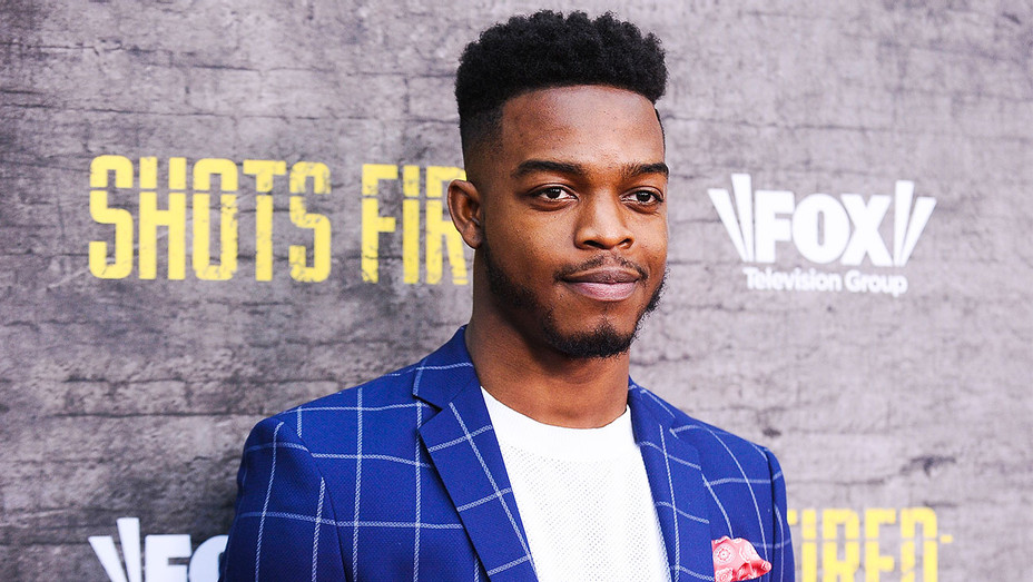 Stephan James - Shots Fired FYC Event - Getty - H 2017