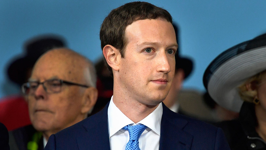 Mark Zuckerberg -Harvard's 366th commencement exercises on May 25, 2017- Getty-H 2017