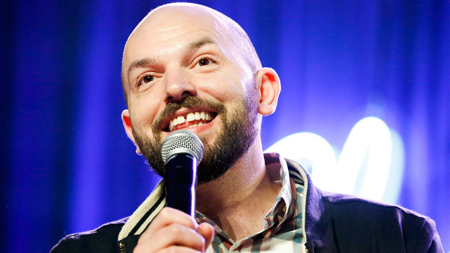 Paul Scheer - Colossal Clusterfest Day 2 - Getty - H 2017