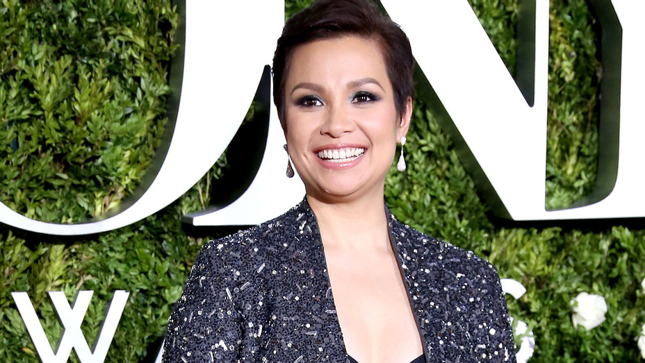 Lea Salonga attends the 71st Annual Tony Awards -Getty-H 2017