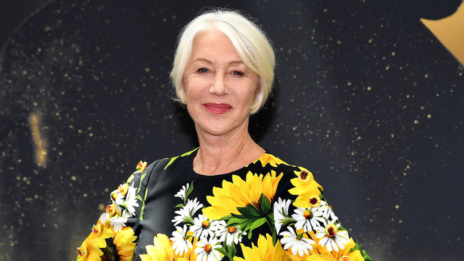 Helen Mirren -  Grimaldi Forum -57th Monte Carlo TV Festival -Getty-H 2017
