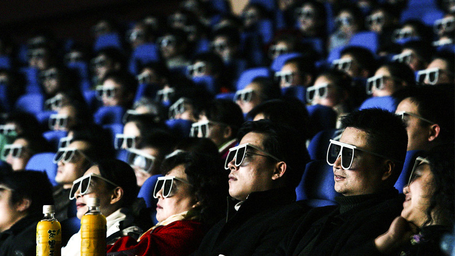 3D IMAX Glasses - Getty - H 2017