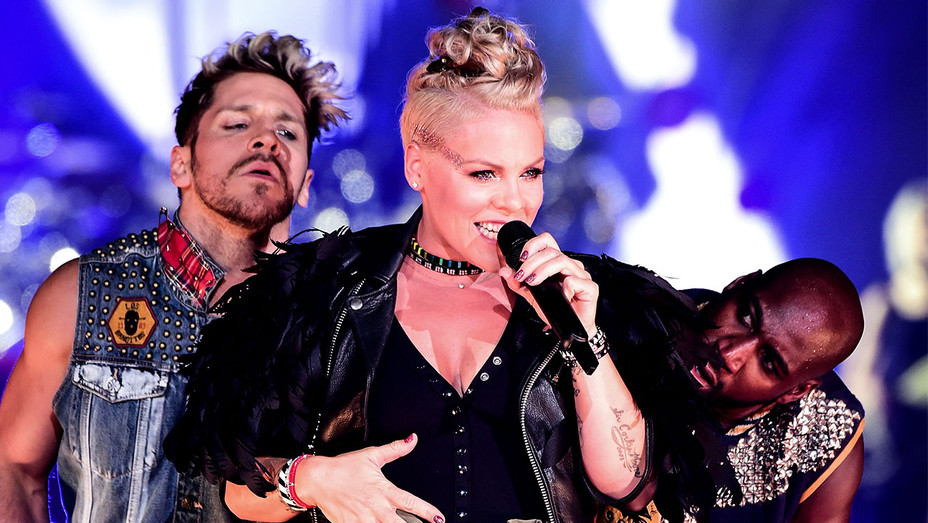 Pink - Festival d'ete de Quebec Performance - Getty - H 2017