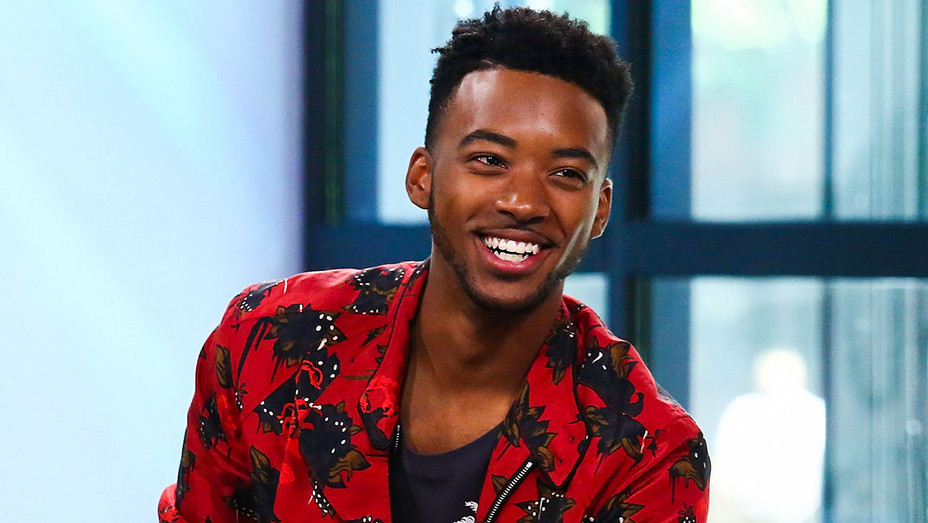 Algee Smith - Detroit Build Series - Getty - H 2017