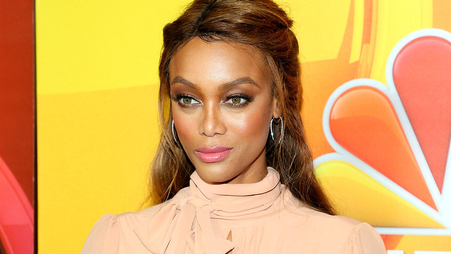 Tyra Banks attends the 2017 Summer TCA Tour - Getty-H 2017