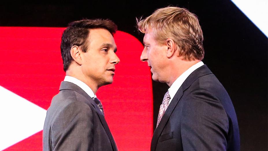Ralph Macchio and William Zabka - 2017 TCA Tour Day 11 - Getty - H 2017